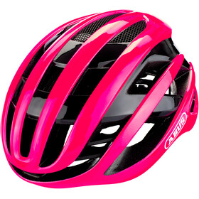 ABUS AirBreaker Cykelhjelm, fuchsia pink